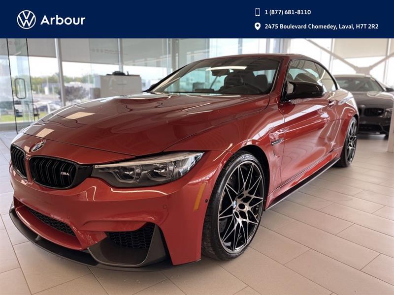 BMW Série 4 M 2018