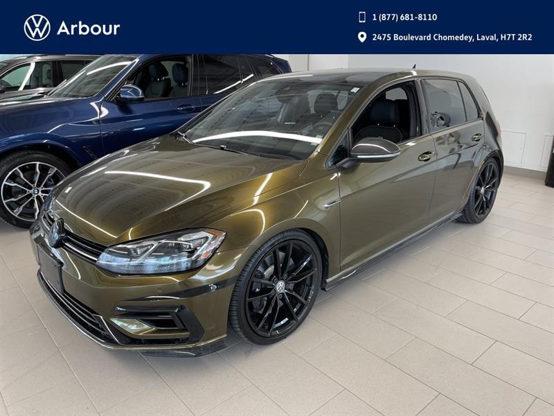 Volkswagen Golf GTI / R 2019 2.0 TSI