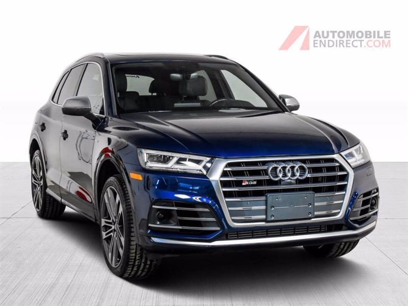 Audi SQ5 2018 SQ5 Technik Quattro Cuir Toit