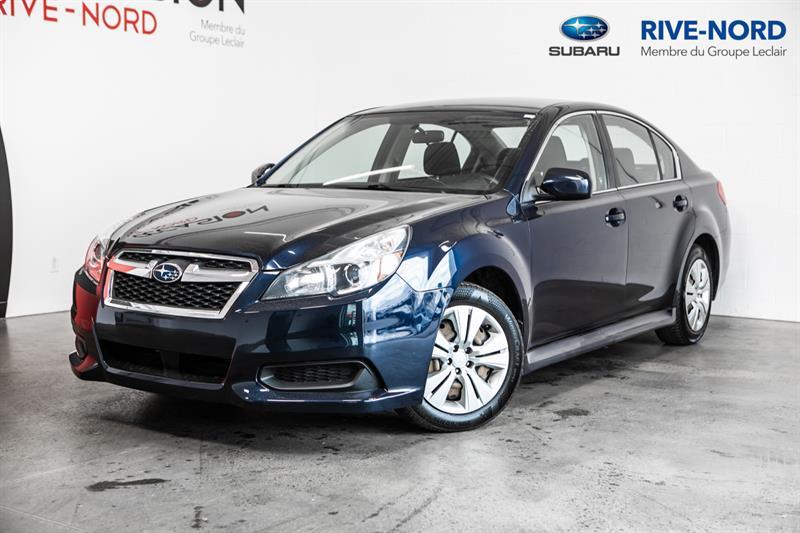 Subaru Legacy 2014 SIEGES.CHAUFFANTS+BLUETOOTH