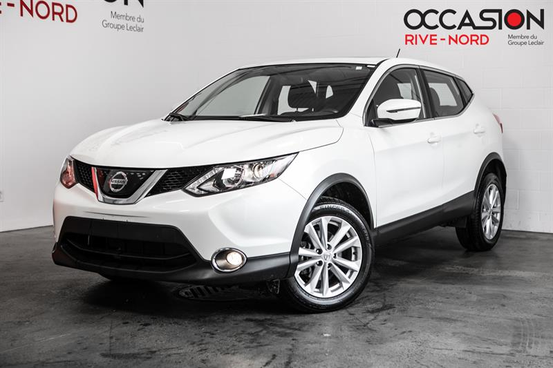 Nissan Qashqai 2018 SV MAGS+TOIT.OUVRANT+SIEGES.CH