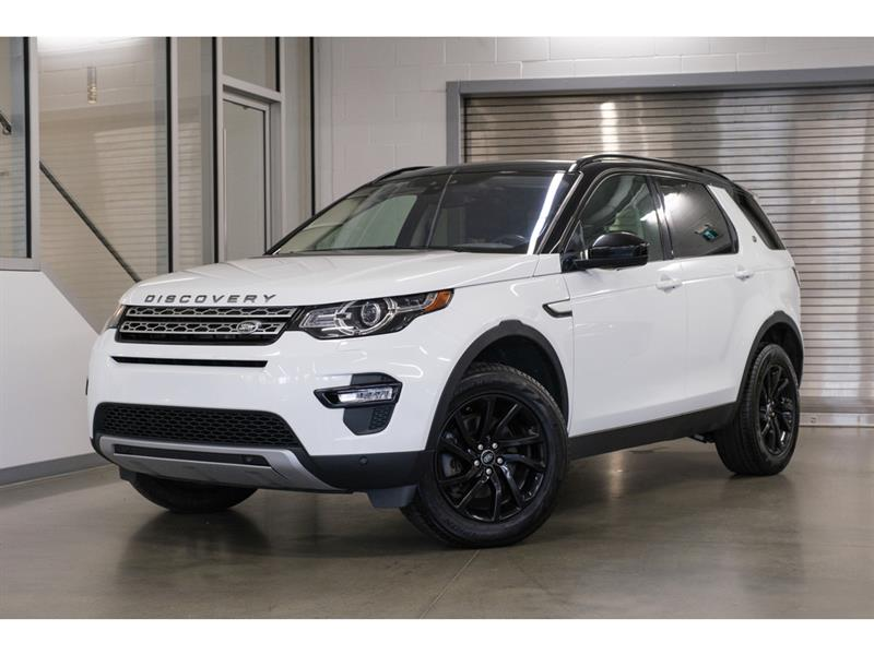 Land Rover Discovery Sport 2018 HSE AWD *7 PLACES, NOUVELLE AR