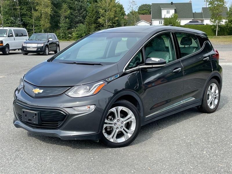 Chevrolet Bolt EV 2017 LT, 100% ELECTRIQUE, COMME NEU