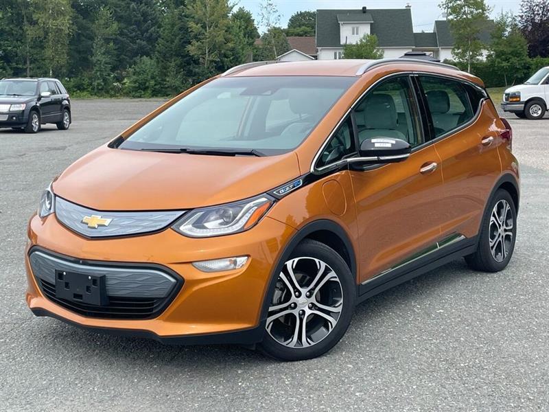 Chevrolet Bolt EV 2018 PREMIER, 100% ELECTRIQUE, CUIR