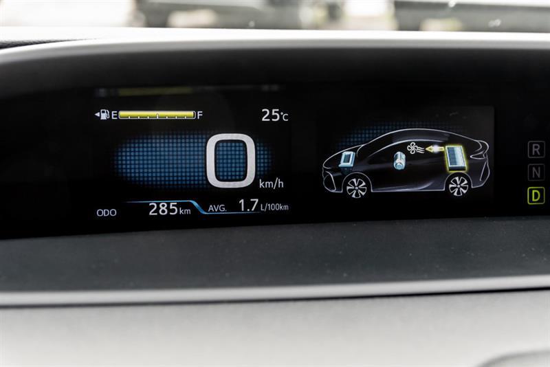 toyota Prius Prime 2022 - 10