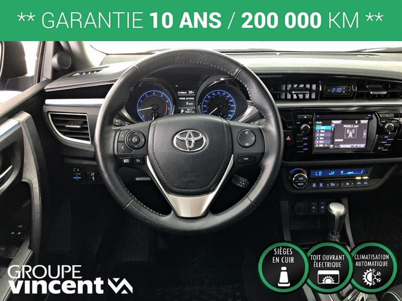toyota Corolla 2015 - 13