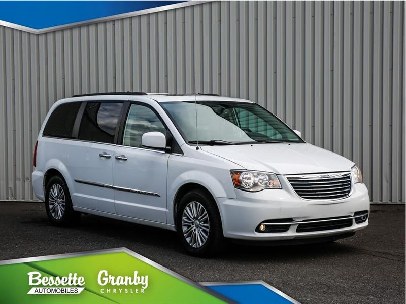 Chrysler Town & Country 2015 Touring-L DVD - TOIT OUVRANT