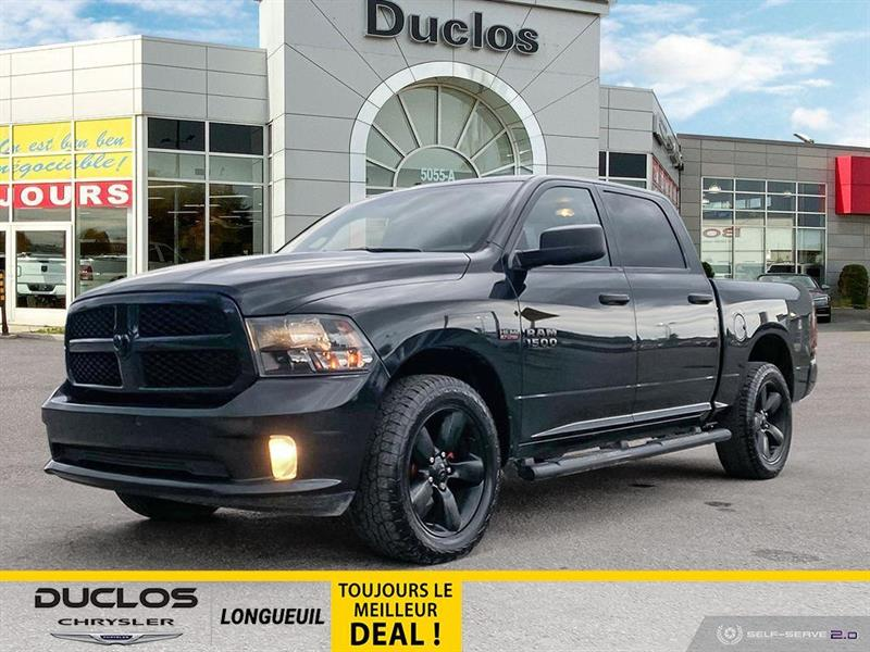 2017 Ram 1500 Classic Tradesman HITCH MARCHES PIEDS