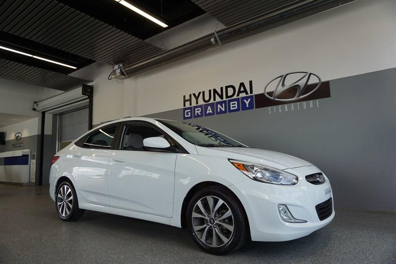 Hyundai Accent Sedan 1