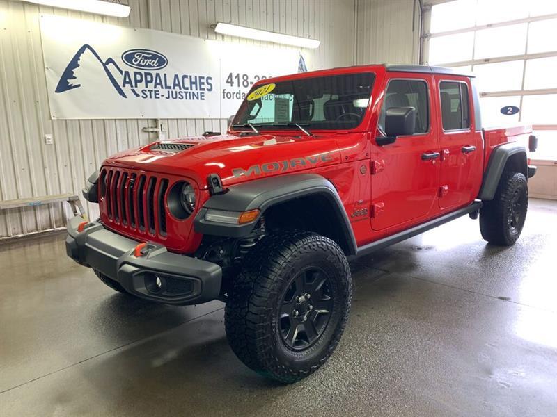 Jeep Gladiator 2021 Mojave 4x4 V6