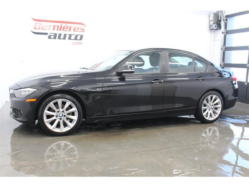 2012 BMW 320