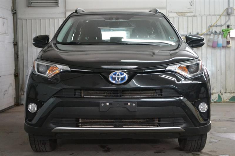 toyota RAV4 hybride 2016 - 2