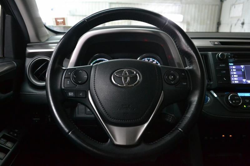 toyota RAV4 hybride 2016 - 19