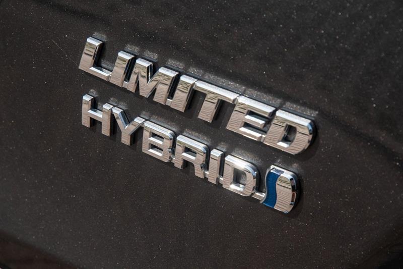 toyota RAV4 hybride 2016 - 11