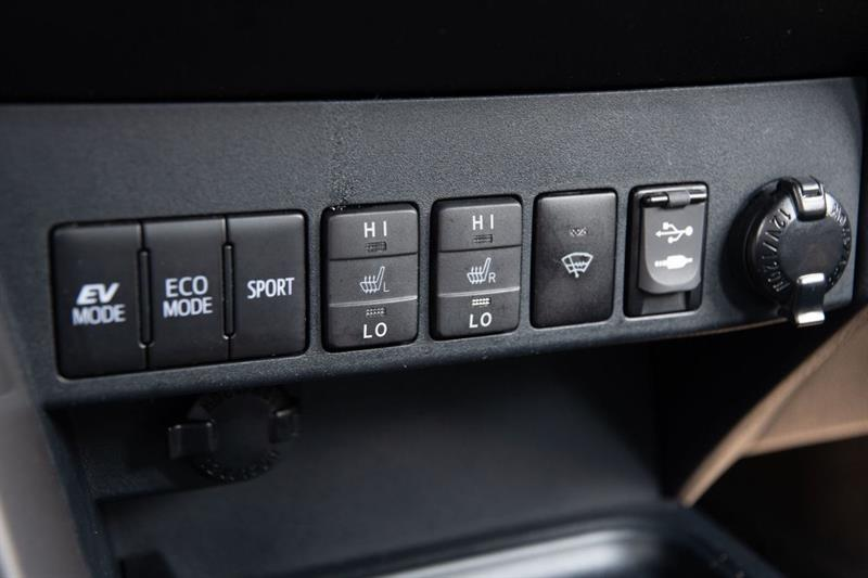 toyota RAV4 hybride 2016 - 23