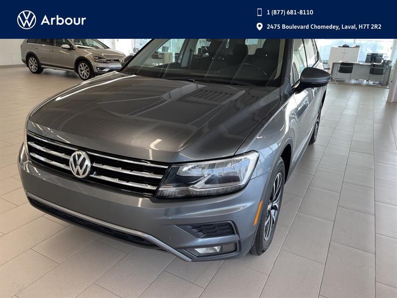 Volkswagen Tiguan 2018 Comfortline