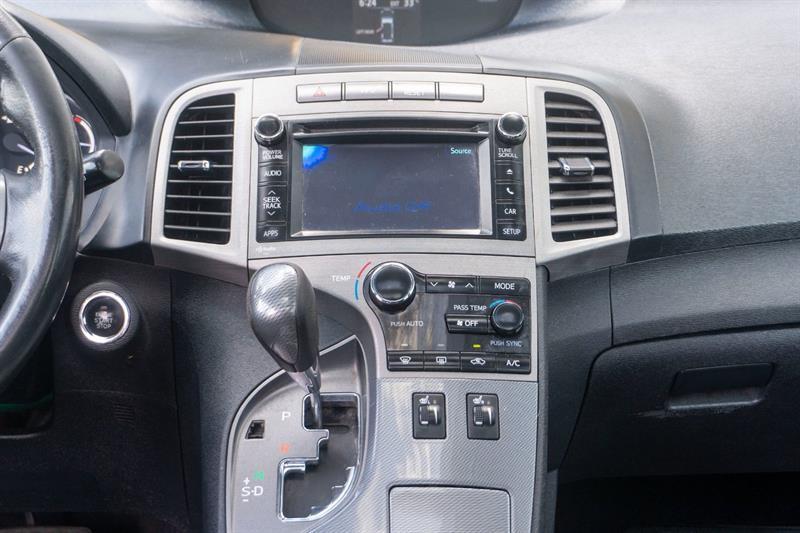 toyota VENZA V6 AWD 2013 - 12