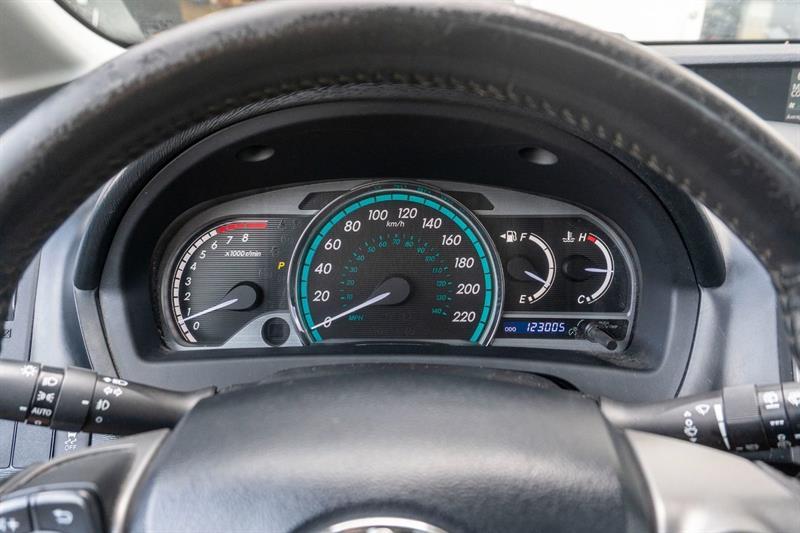 toyota VENZA V6 AWD 2013 - 19