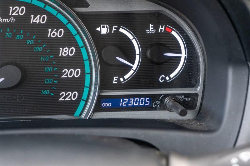 toyota VENZA V6 AWD 2013 - 20