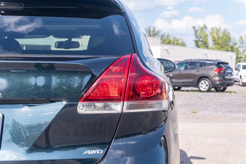 toyota VENZA V6 AWD 2013 - 33