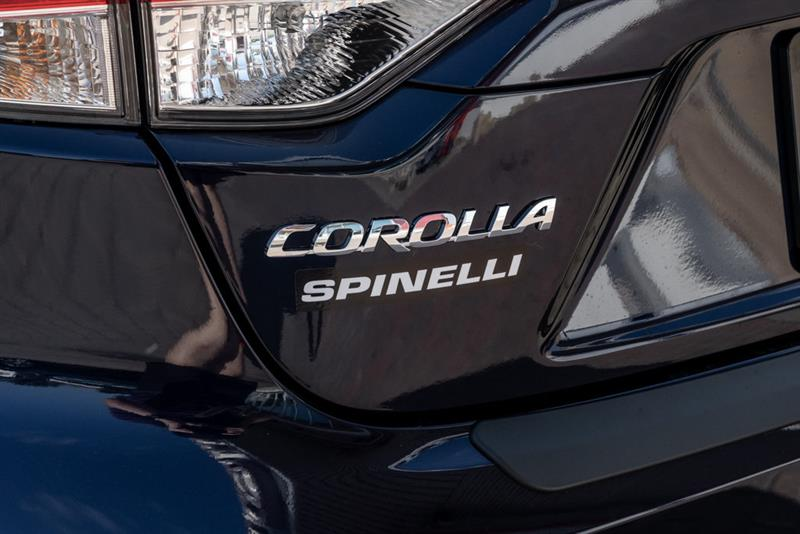 toyota Corolla 2022 - 8