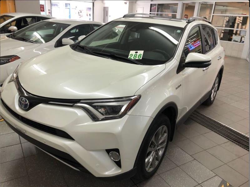 toyota RAV4 hybride 2017 - 1