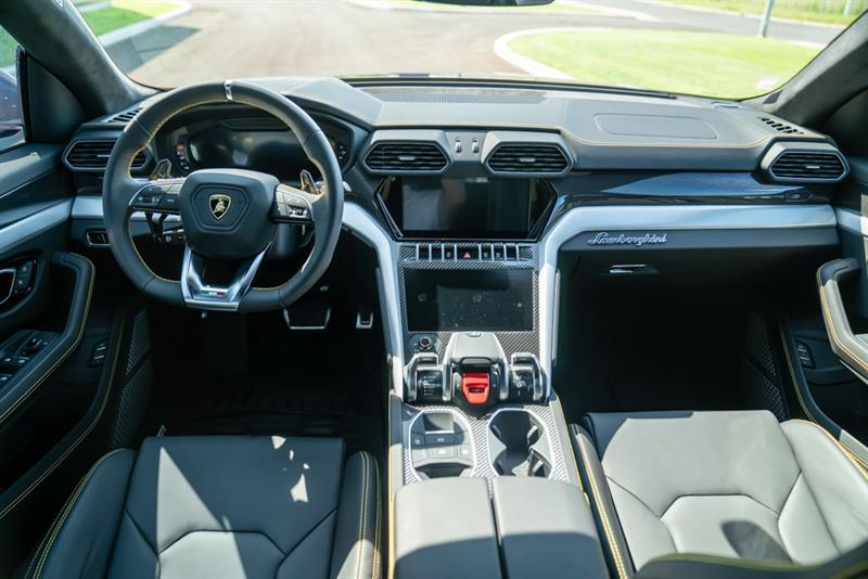 Lamborghini Urus 18