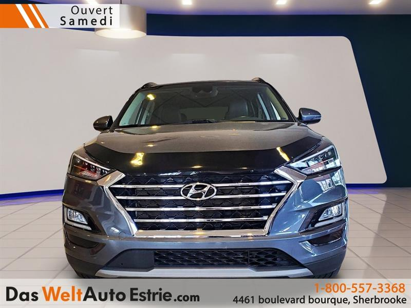 Hyundai Tucson 2