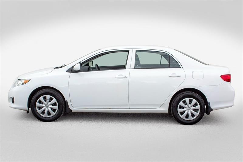 toyota Corolla 2010 - 4