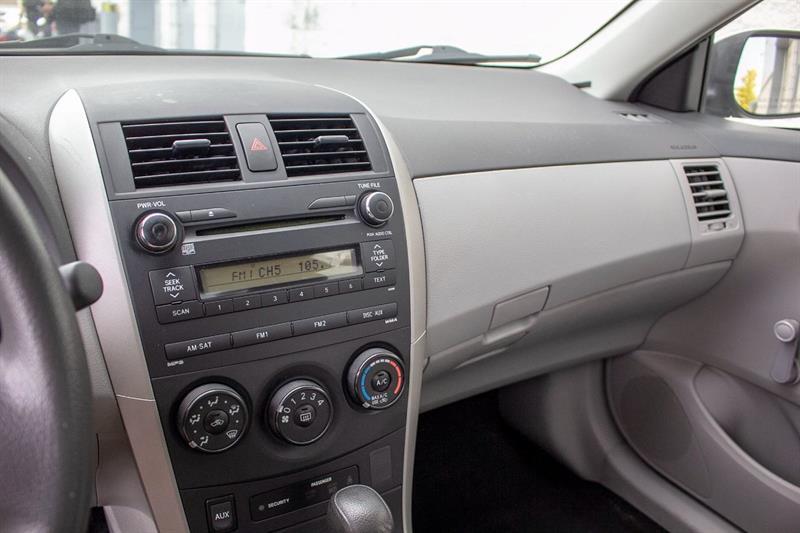 toyota Corolla 2010 - 10