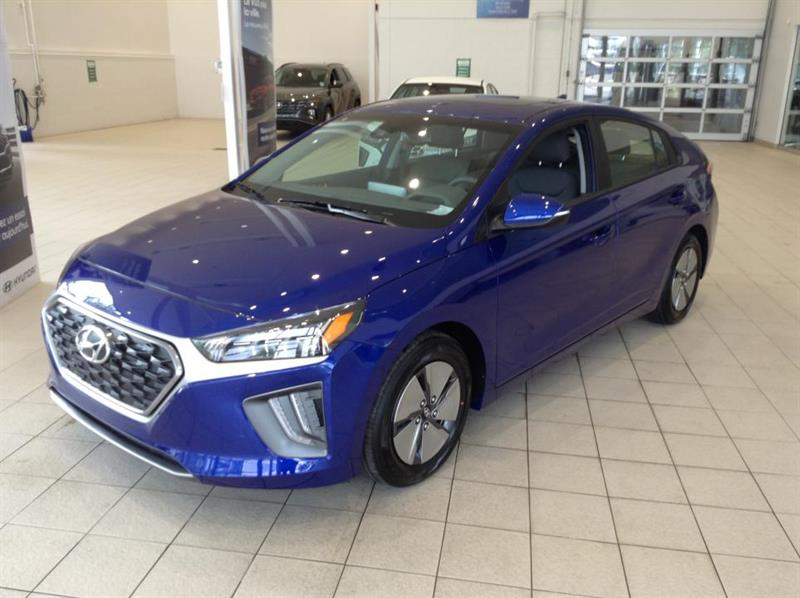 2021 Hyundai IONIQ HYBRIDE PREF