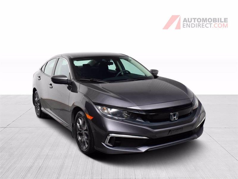 Honda Civic 2019 LX Manuelle A/C Mags Sièges Ch