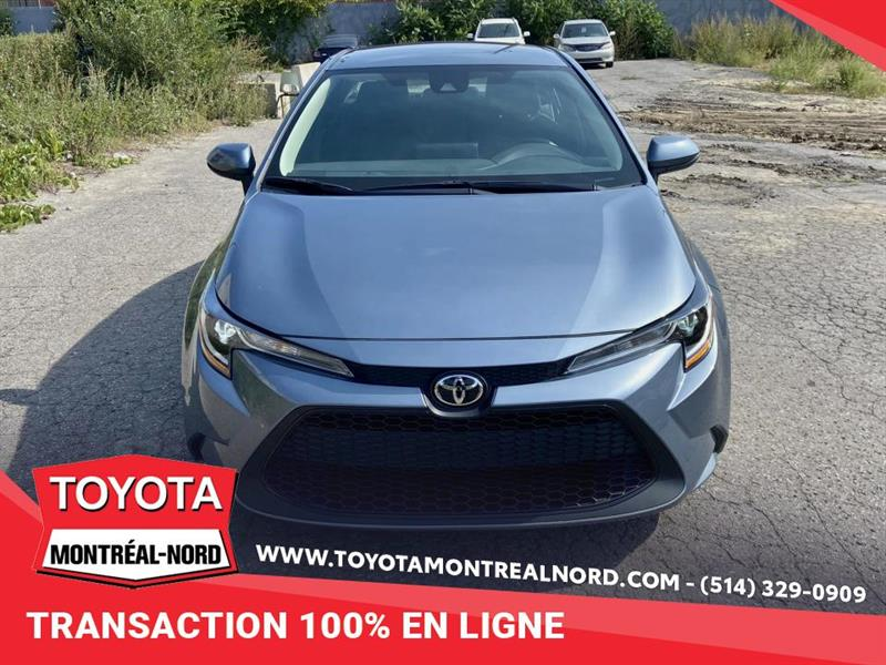 Toyota Corolla 2020 L CVT