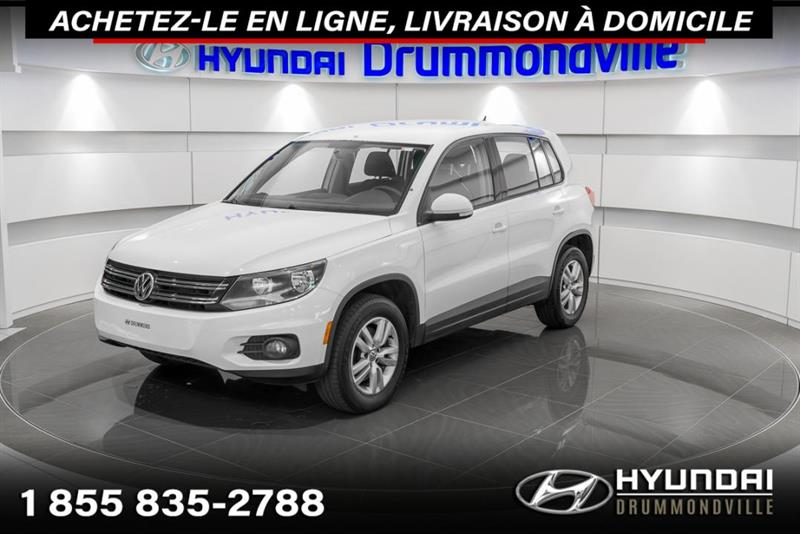 Volkswagen Tiguan 2013 4MOTION + A/C + MAGS + CRUISE