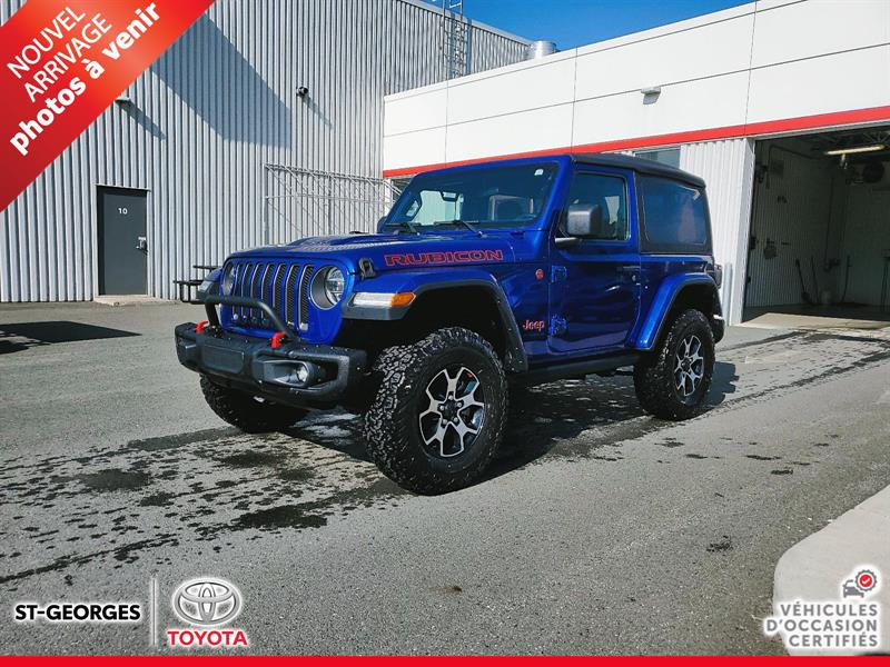 2019 Jeep  Wrangler RUBICON / TRAIL RATED