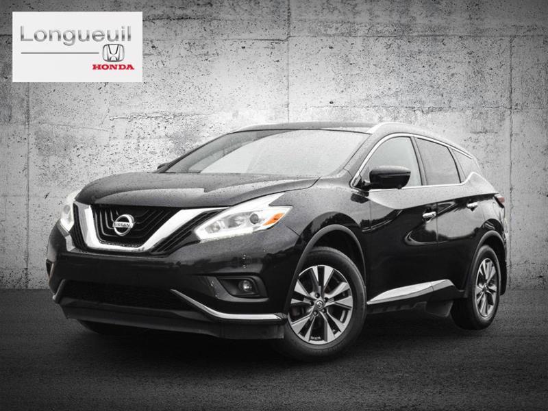 Nissan Murano 2017 SV ** Jamais accidentée **