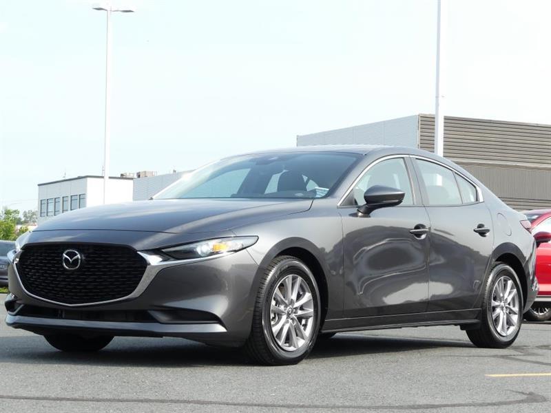 2021 Mazda  Mazda3 GS AWD NEUF!