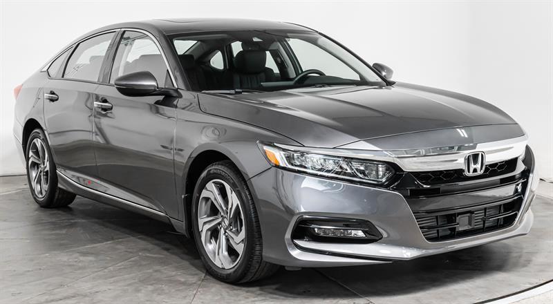 Honda Accord 2020 EX-L A/C Mags Cuir Toit Sièges