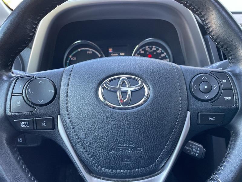 toyota RAV4 hybride 2017 - 16