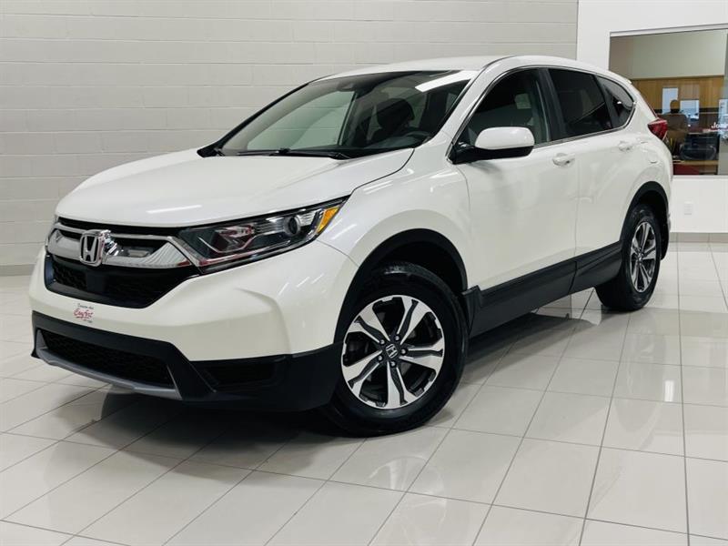 Honda CR-V 2018 LX + AWD + A/C