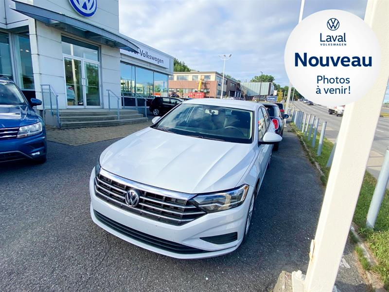 Volkswagen Jetta 2019 Auto Comfortline + Caméra + A/