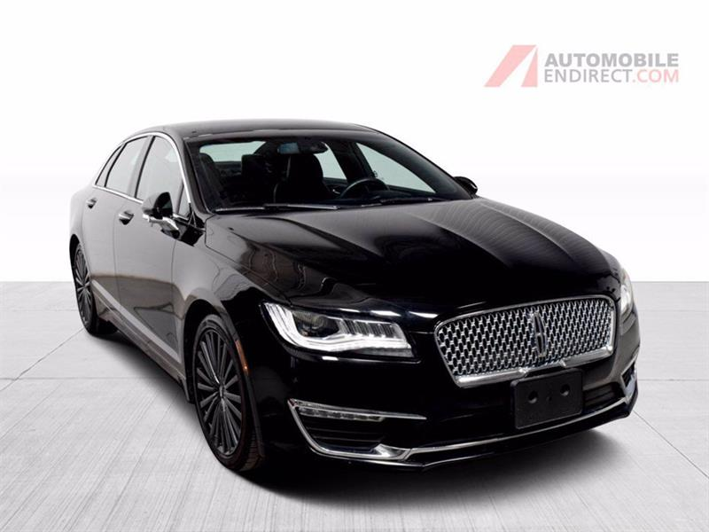 Lincoln MKZ 2017 Reserve AWD A/C Mags Cuir GPS