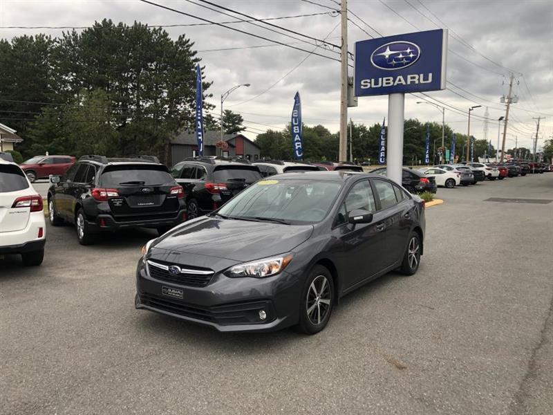 Subaru Impreza 2020 Tourisme
