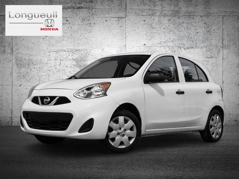 Nissan Micra 2016 S ** Compact **
