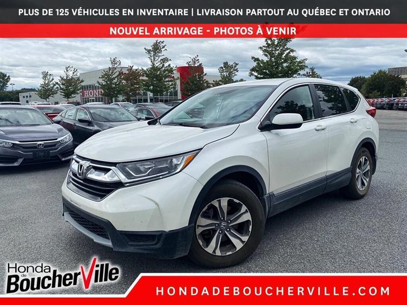 Honda CR-V 2018 LX GARANTIE HONDA GLOBALE 120,