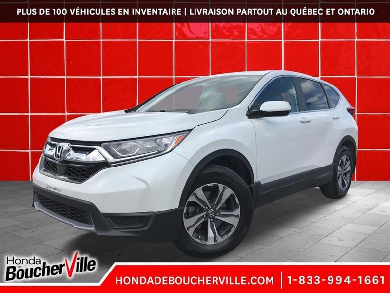 Honda CR-V 2019 LX AWD DEMARREUR A DISTANCE, C