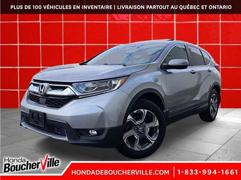 Honda CR-V 2018 EX AWD, TOIT, MAGS 18 P,  DEMA