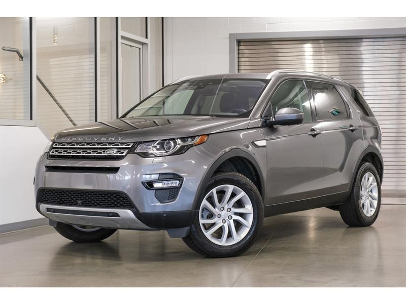 Land Rover Discovery Sport 2018 HSE AWD *NOUVELLE ARRIVÉE!*