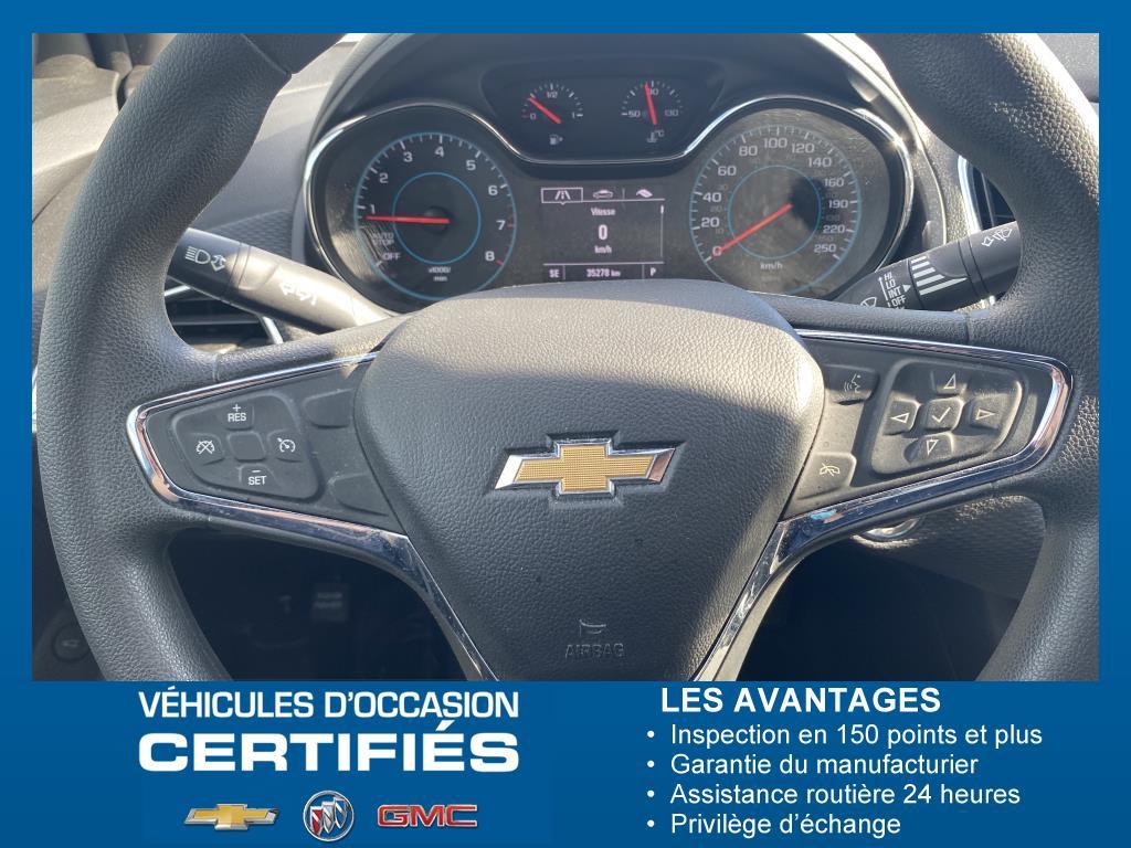 Chevrolet Cruze 16