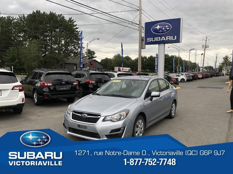 Subaru Impreza 2015 2.0i COMMODITÉ